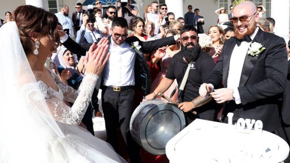 Lebanese Marriage