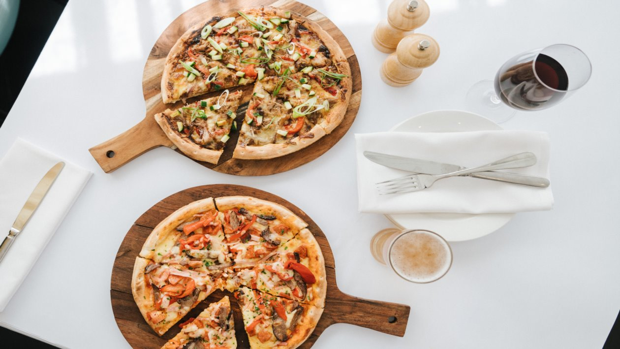 $10 Woodfired Pizzas